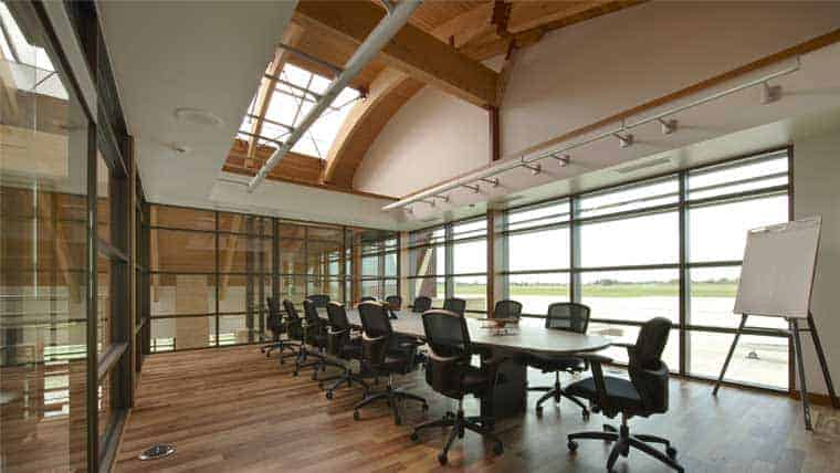 Appleton Airport conference room
