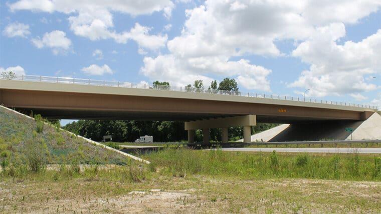 Aynor Overpass Highway bridge profile