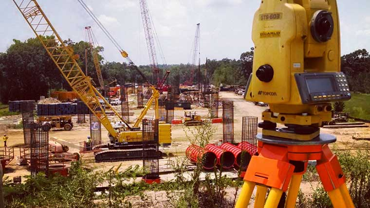 Carolina Bays Wetland Construction