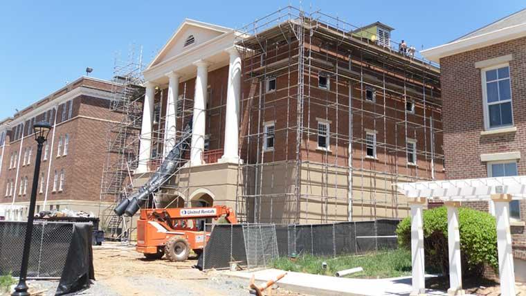 Winthrop University building