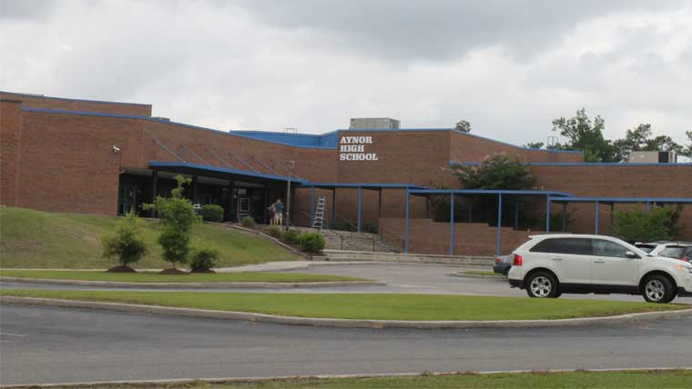 Horry County school