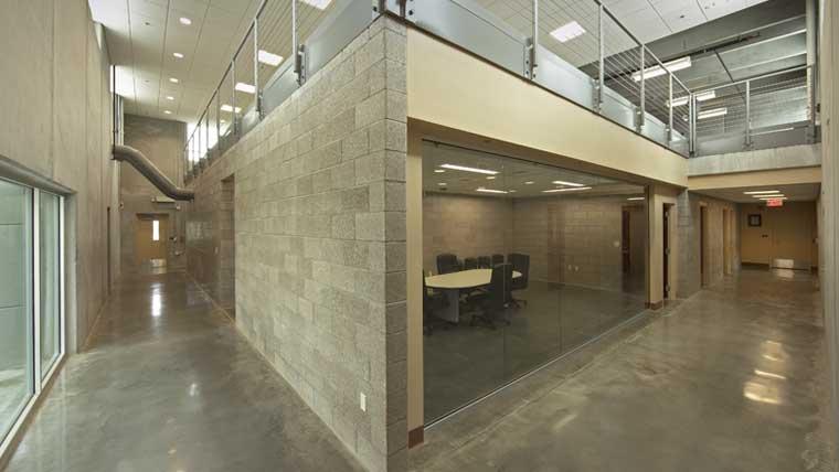 Springfield-Branson ARFF interior