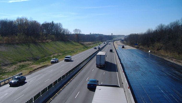 Ohio Interstate 75 Rehabilitation