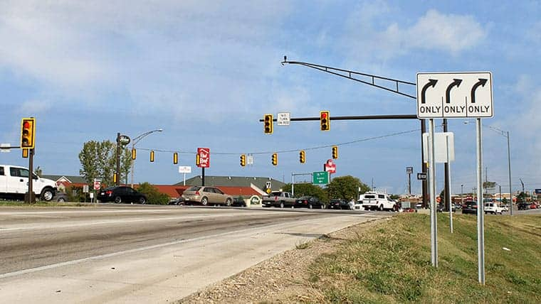 Intersection Safety Improvements on Ohio Highways