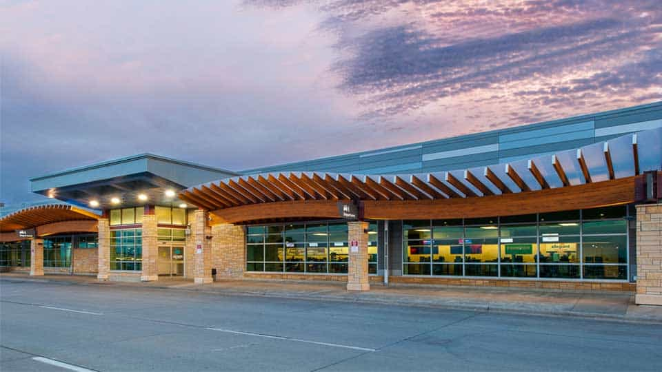Eastern Iowa Airport Terminal Design