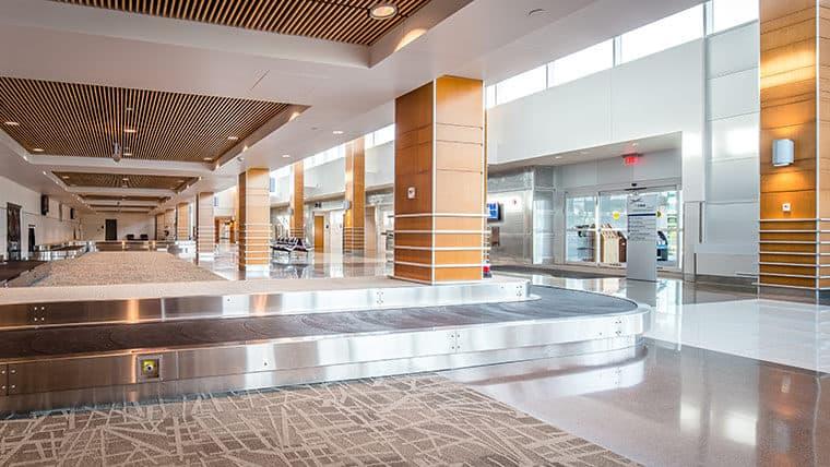 Central Wisconsin Airport program management