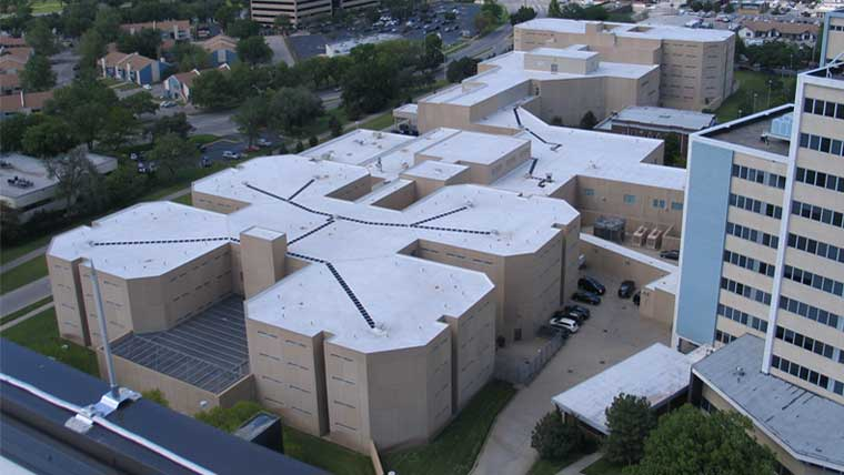 Sedgwick County Adult Detention Facility exterior