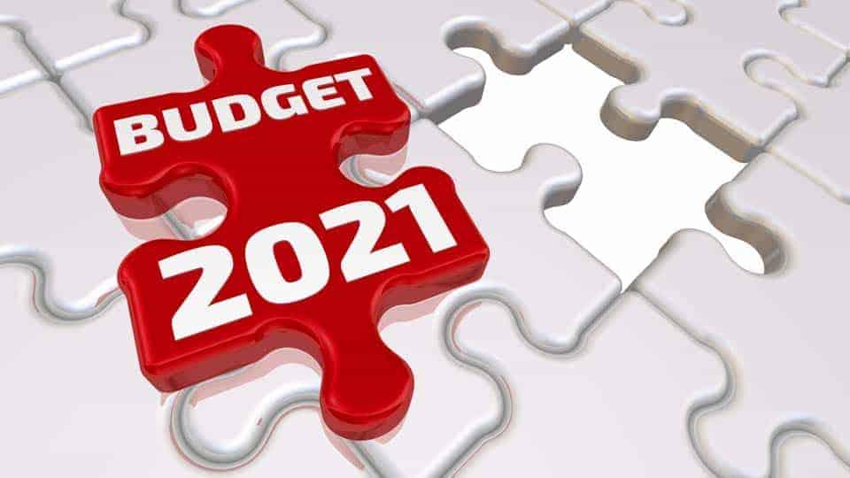USACE budget 2021