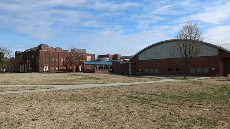 Dudley school desegregation landmark