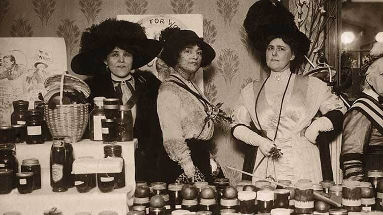19th amendment women suffrage