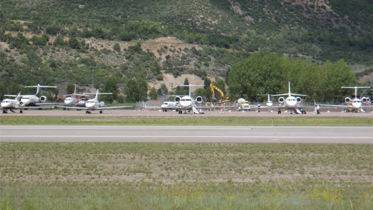 Aspen-Pitkin airport