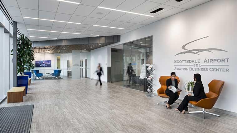 Scottsdale Airport Aviation Business Center