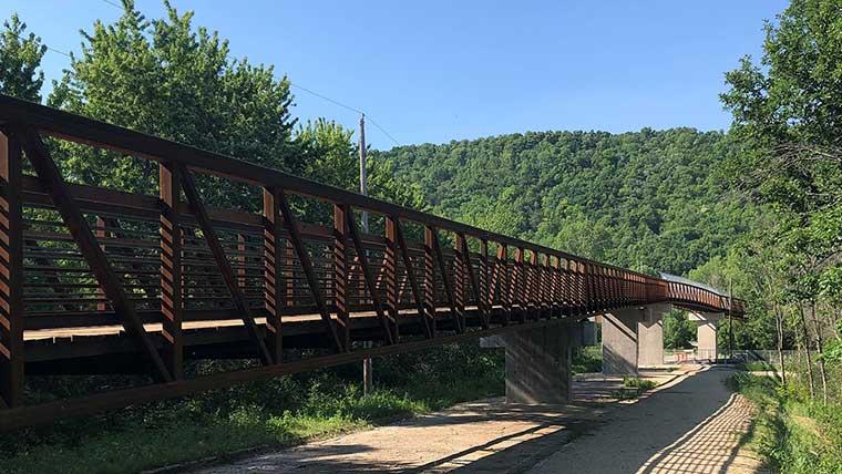 Winona Connector bridge