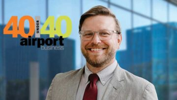 Mitch Walker Airport Business' Top 40 under 40