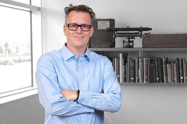 Chad Moffett, Cultural Resources Market Leader