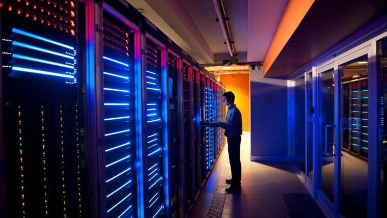 Database center