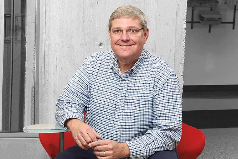 Greg Marconnet, Food & Beverage Group Leader