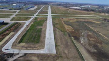 Kenosha Airport runway
