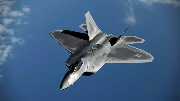 Air Force flight