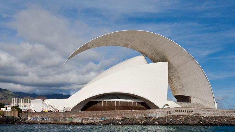 Auditorium of Tenerife, Santa Cruz de Tenerife, Spain