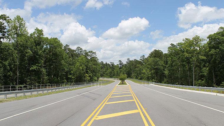 Aynor Overpass Highway