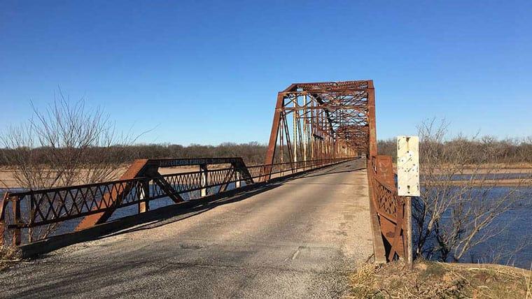Oklahoma bridge