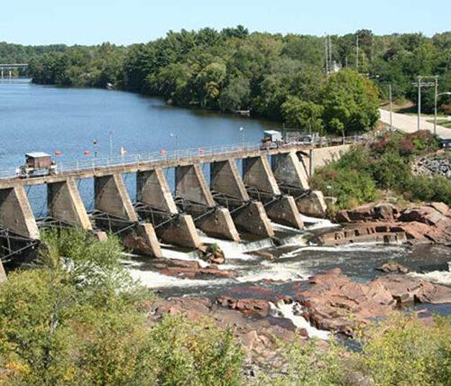 Black River Falls Spillway