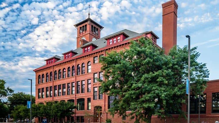 Exterior of Bowman Hall facility
