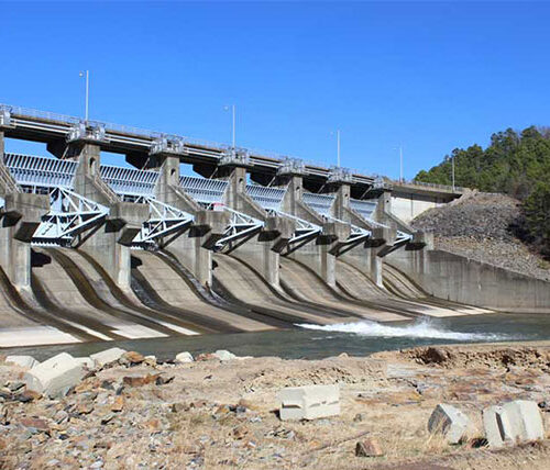 Broken Bow Dam