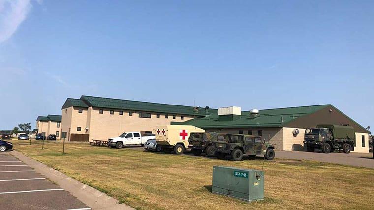 Camp Ripley facility