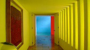 Casa Liraldi interior by Luis Barragan