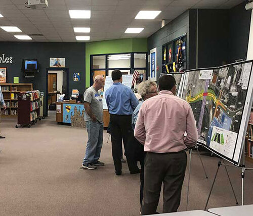 U-5808 public meeting to discuss roadway alternatives