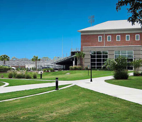 Coastal Carolina Infrastructure exterior