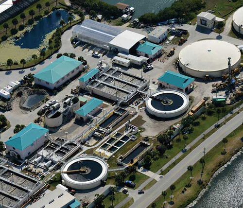 Coco Beach Water Reclamation Upgrades and Process Conversion