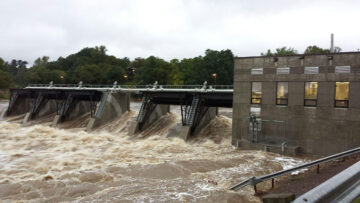 Dam operating