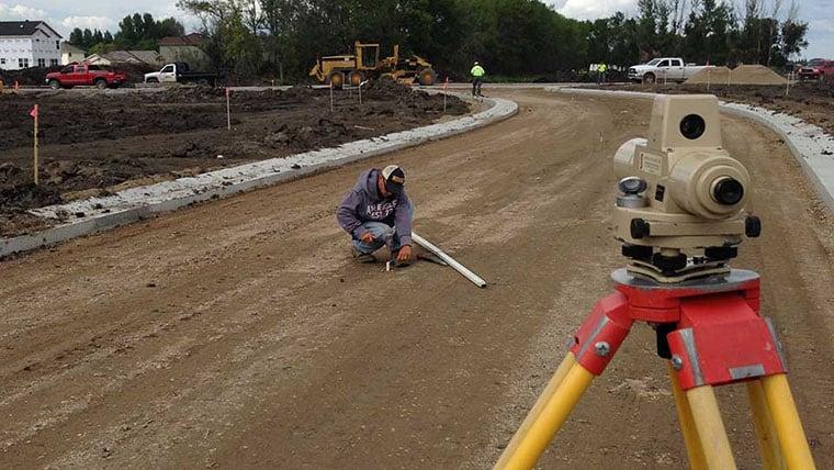 Fargo School Construction Survey Services