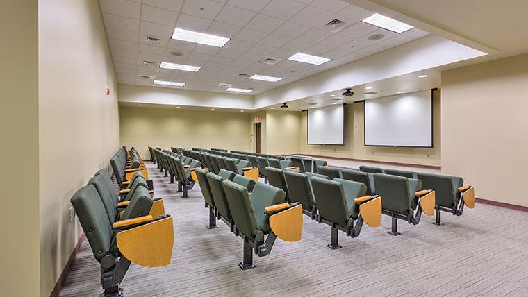 Fresno Squadron Operations Building training room