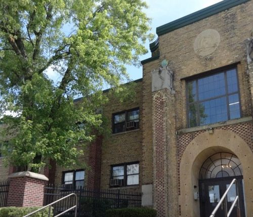 Exterior of Historic Milwaukee Readiness Center