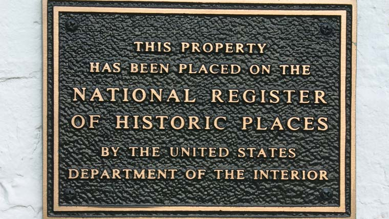 Diversity and inclusion on the National Register list