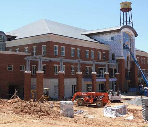 Exterior of Winthrop University
