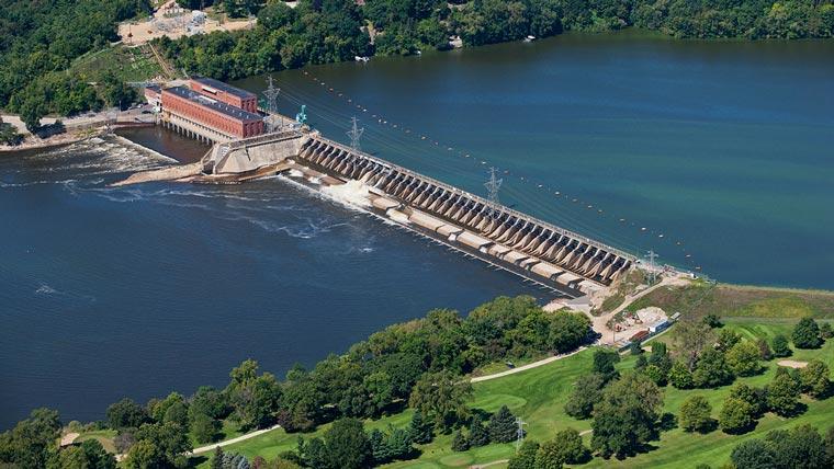 Hydropower Day hydrodam
