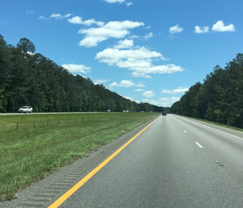 Utility coordination for I-26 widening