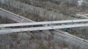 I-64 interstate bridge