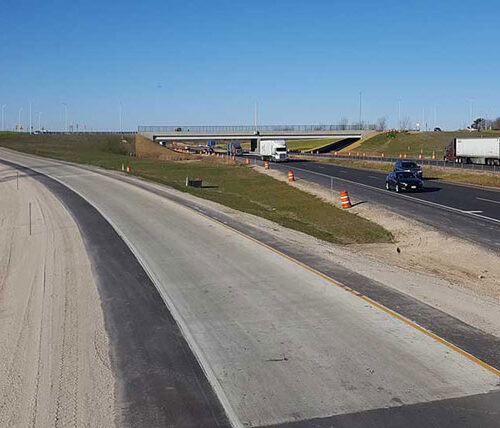 I-94 St. Croix highway ramp