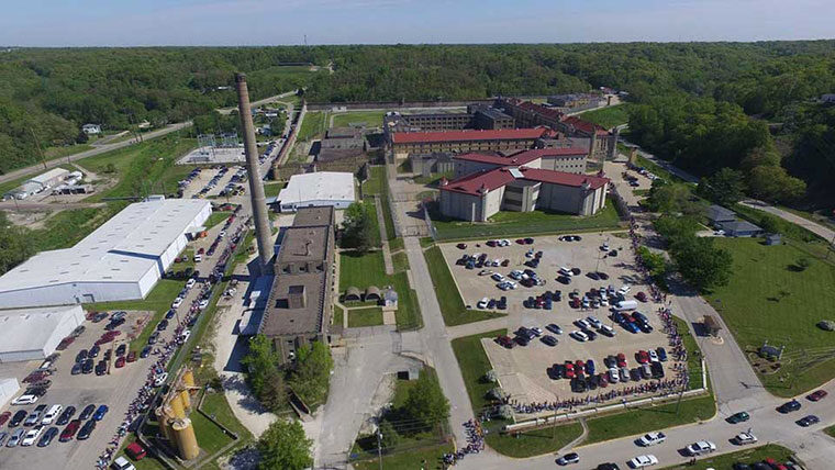 Iowa State Penitentiary Historic Structure