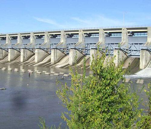 John Redmond Dam