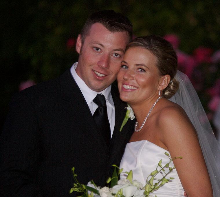 Jori Lemmon wedding