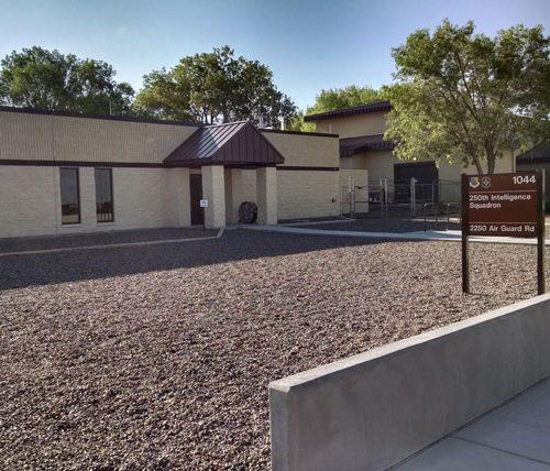 Kirtland Air Force Base Target Intelligence Facility Building