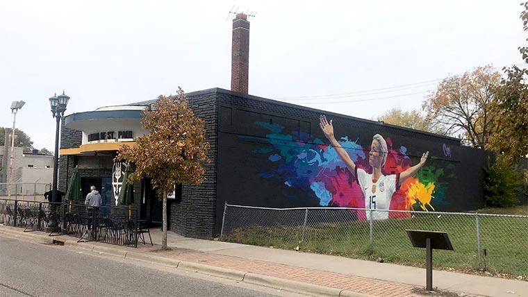 Black Hart Bar LGBTQ historic site