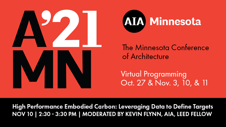 Minnesota Conference on Architecture web banner
